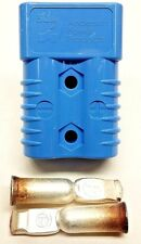 6326G1 Anderson Original SB 175 Battery Connector Blue 1/0 AWG
