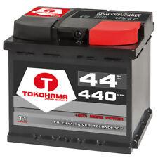TOKOHAMA Autobatterie 12V 44Ah Starterbatterie NEU WARTUNGSFREI TOP ANGEBOT