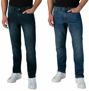 NEW!!! IZOD Men's Comfort Stretch Straight Fit Jeans Size & Color VARIETY!!!