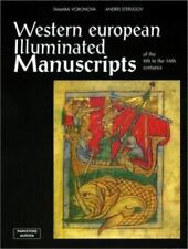 Western European Illuminated Manuscripts (Great Painters) Hardcover Used - Ver