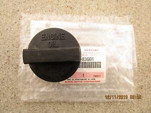 FITS: 02 - 07 SUZUKI AERIO S SX LX GL GLS 4D SEDAN ENGINE OIL FILLER CAP OEM NEW
