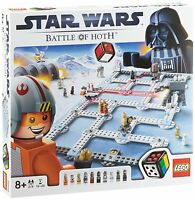 LEGO Star Wars 3866 Battle of Hoth Spiele Games