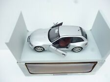 1:18  BMW Z3  2.8 COUPE  Silver Grey UT models  AS NEW IN BOX 1/18