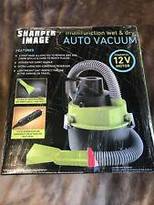 Sharper Image Corded Wet/Dry Vacuum 12 volt 1 pc.
