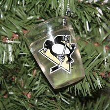 Pittsburgh Penguins Shot Glass Ornament