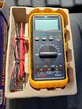 Cen-Tech P35017 Ac/Dc Digital Multimeter New In Box 44 Inch Test Lead