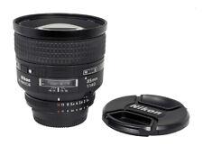 Nikon AF Nikkor 1,4/85mm D #406055