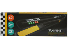 "AVANTI 1"" NANO-TOURMALINE AND NANO-CERAMIC FLAT IRON - Up to 460°F"