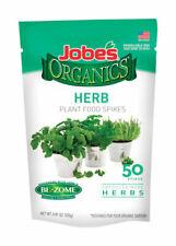 Jobe's  Organics  Fertilizer Spikes  For Herbs 50 pk