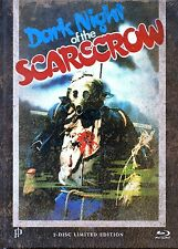 DARK NIGHT OF THE SCARECROW - Limited Edition Mediabook - Blu Ray / Dvd