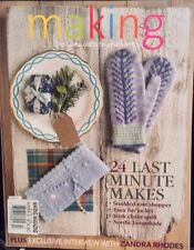 MAKING Beautiful Crafts For Home 24 Last Minute Makes Winter 2014 FREE SHIPPING