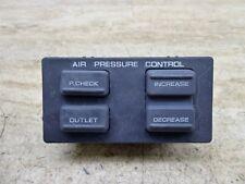 88-00 Honda Goldwing GL1500 GW2. air pressure control switch panel #2