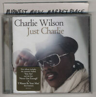 Charlie Wilson - Just Charlie CD - Brand New MINT & Sealed Hype Sticker  You Are