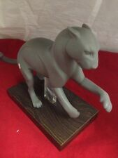 Lladro Panther Fight 01016958 New