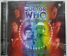 """Dr. Who Big Finish #39 """"Bang-Bang-A-Boom 34; 2 Cd Audio Drama (7th Dr)"""