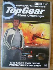 Richard Hammond's Top Gear Stunt Challenge DVD