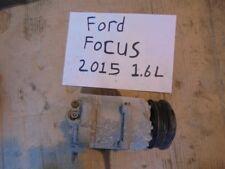 2015 FORD FOCUS 1.6 DIESEL MK3 POMPA AD ARIA CON ARIA CONDIZIONATA AV11-19D629-BB