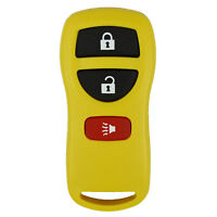 New Yellow Replacement Remote Key Keyless Entry FOB Transmitter Entry Alarm