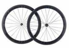Lightweight  50mm Bicycle Wheels DT 350 Hub customized Road Bike Carbon Wheelset