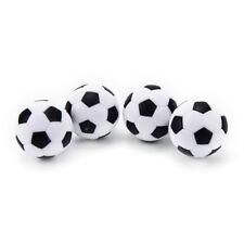 4pcs 32mm Soccer Table Foosball Ball Football for Entertainment TB
