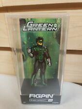 Figpin Green Lantern #48 CMD172-FGP DC Justice League Hardcase 1st Edition