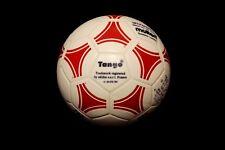 ADIDAS SOCCER MATCH BALL FOOTBALL FIFA WORLD CUP TANGO JFA RED S.4 MOLTEN RARE