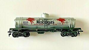 "VTG Rare HO Scale ""Mobil Gas"" S.O. V.X. 78901.     Socony Vacum Oil Co."