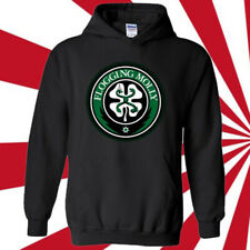 The Flogging Molly Logo Irish Punk Band Black Hoodie Size S-3XL