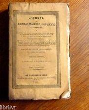 JOURNAL DES CONNAISSANCES USUELLES ET PRATIQUES Oct 1827 - Mars 1828