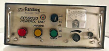 1 USED ITW RANSBURG ECU5000-08 PAINT GUN CONTROL UNIT ***MAKE OFFER***