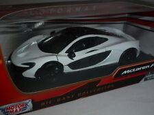 McLaren P1 1:24 Bianco da Motormax