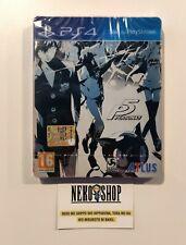 PERSONA 5 STEELBOOK (PlayStation 4)