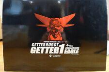 Fewture EX Gokin Getter Robot Getter 1 + Missle Machine Gun MISB VHTF (Mazinger)