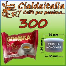 300 capsule caffè GIMOKA Gran Bar - Comp. Lavazza Espr.Point - SPEDIZIONE GRATIS