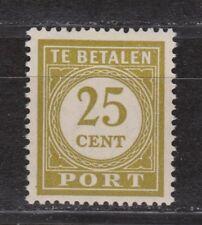 Port nr 60 PF MNH Nederlands Indie Netherlands Indies Indonesia due portzegel