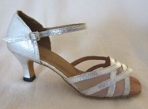 Ladies Latin Dance Shoes Salsa Ballroom UK Size 3 3.5.4 4.5 5 5.5 6 6.5 7 7.5 8