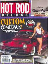 HOT ROD DELUXE MAGAZINE - July 2013 issue (NEW COPY)