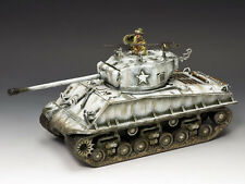 "BBA054 The M4A3E8 ""Easy Eight"" SHERMAN by King & Country RETIRED"
