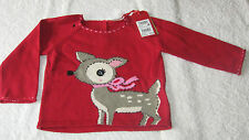 Next Girls' Jumpers & Cardigans (0-24 Months)