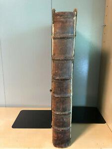 Legibus Hebraeorum Ritualis Et Earum Rationibus Libri Quatuor John Spencer 1727