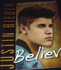 Justin Bieber Believe by Triumph Books Staff (2012, Paperback)