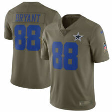 NIKE NFL salutate to service JERSEY 2017 Dallas Cowboys #88 dic Bryant * NUOVO * m (L)