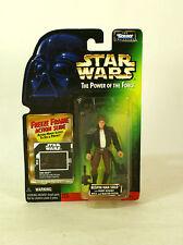 Star Wars Freeze Frame Card  FF Bespin Han Solo MOC