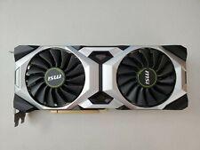 New listing Msi GeForce Rtx 2080 Ventus Nvidia Graphics Card