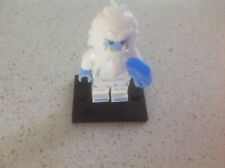 Lego Minifigure Series 11 71002 Abominable Snowman Yeti Complete Collectible