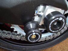 Yamaha FZ1 S Fazer 1000 Faired 2006 R&G Racing Swingarm Protectors SP0015BK Blac