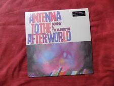 SONNY & THE SUNSETS Antenna to the afterworld LP CLEAR INDIE **SEALED**