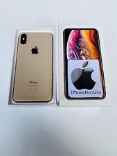 Apple iPhone XS - 64GB - Gold (UNLOCKED) - A2097 - Ref 61