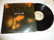 GINO VANNELLI - Powerful People - 1973 UK A&M label 9-track vinyl LP