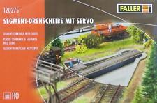 Faller 120275 H0 - Segment- Drehscheibe mit Servo NEU & OvP